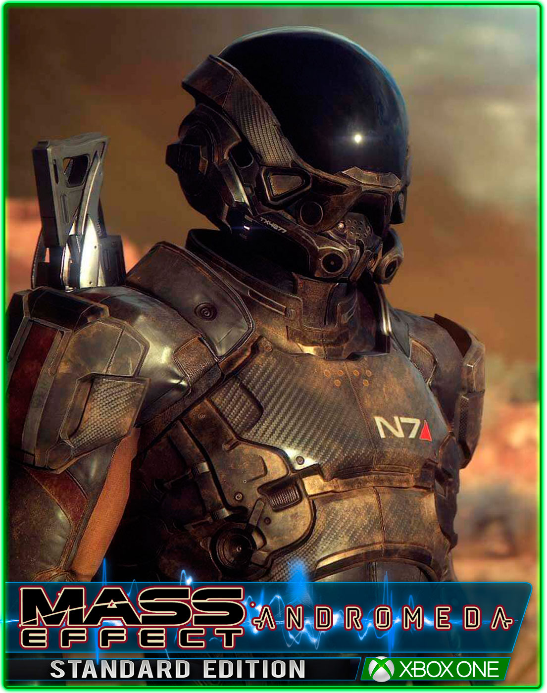 Mass Effect Andromeda(XBOX ONE)