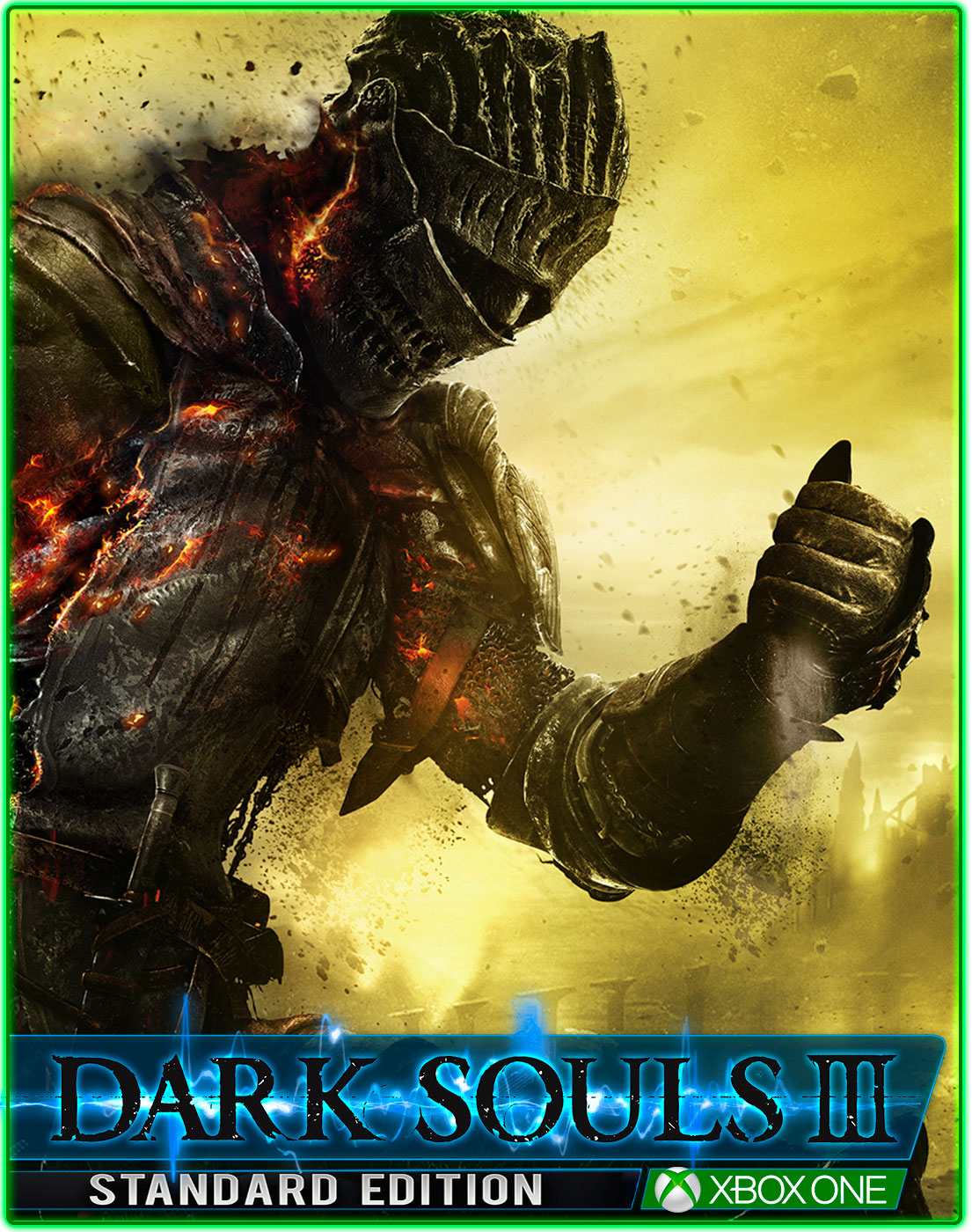 how to jump in dark souls 3 xbox one