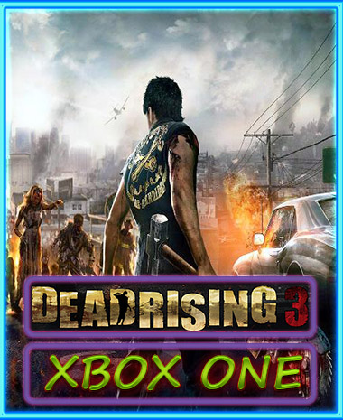 Dead Rising 3 Apocalypse Edition(XBOX ONE)