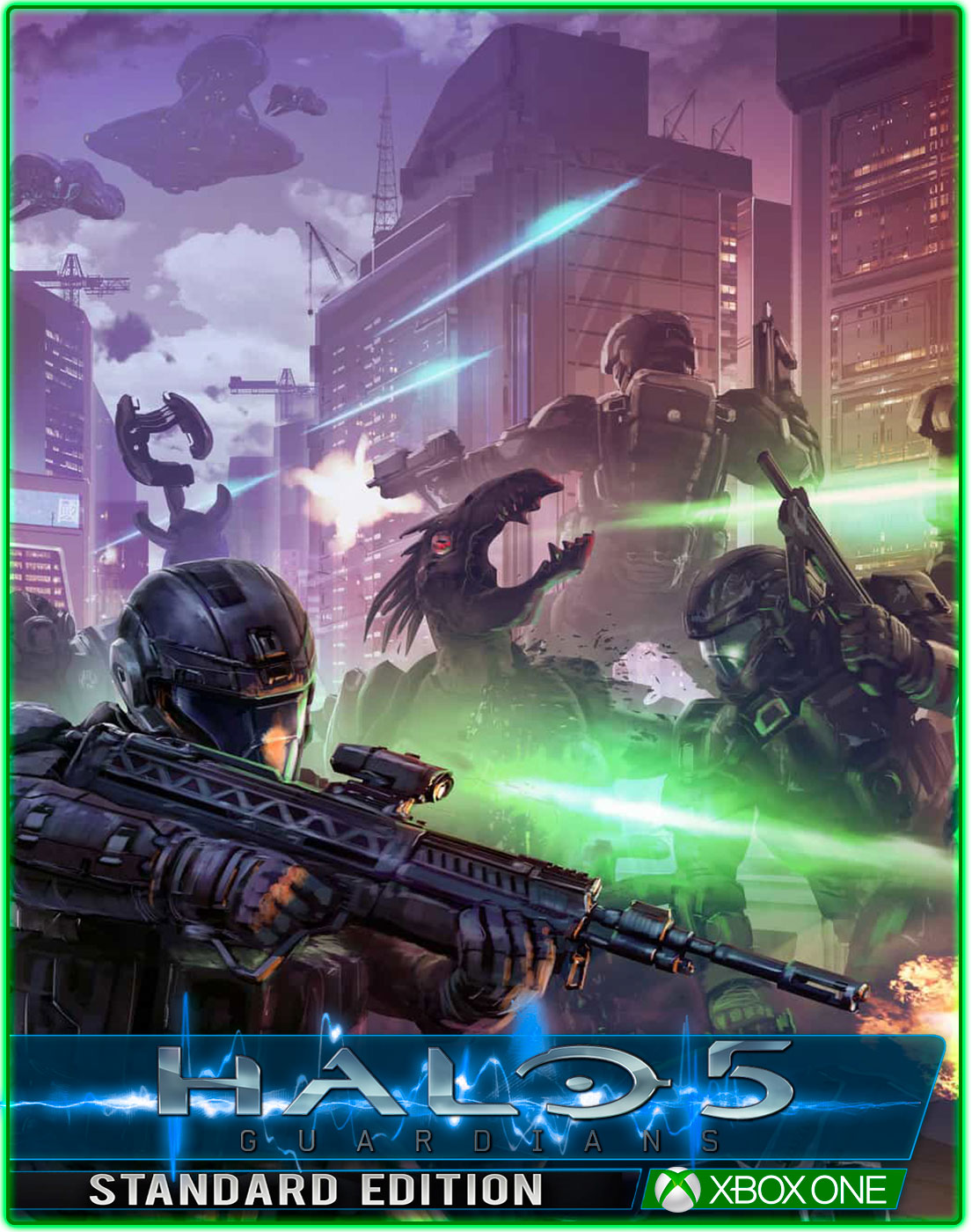 Halo 5 Guardians(XBOX ONE)