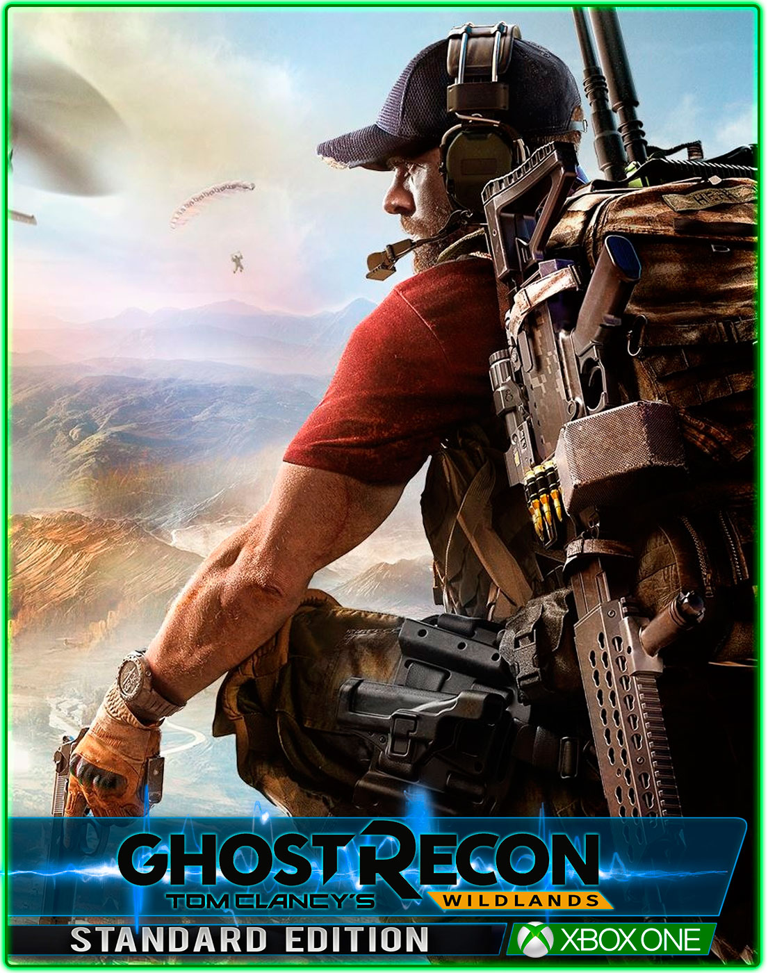 Tom Clancy´s Ghost Recon Wildlands(XBOX ONE)
