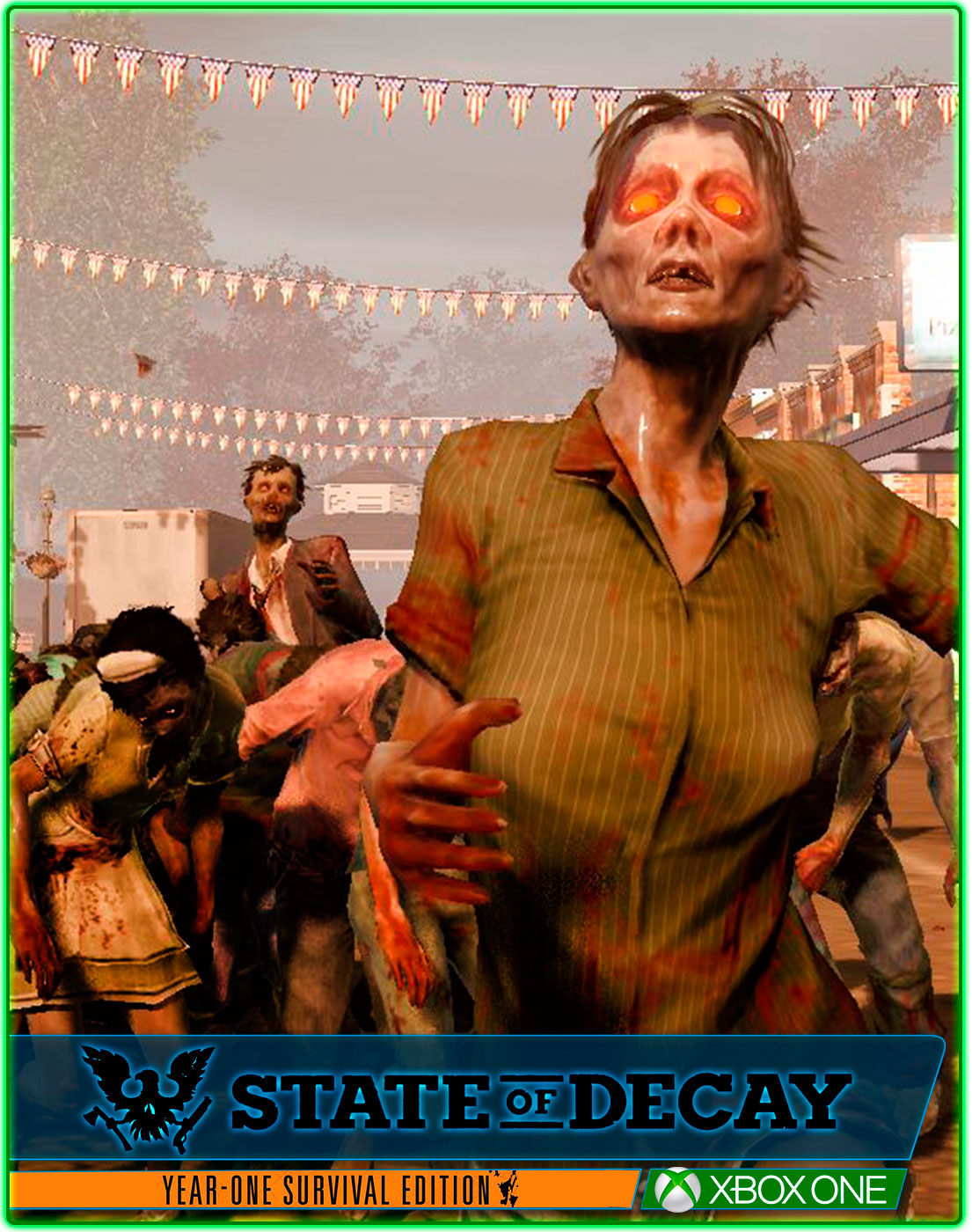 State of Decay Year One Survival Edition(XBOX ONE)