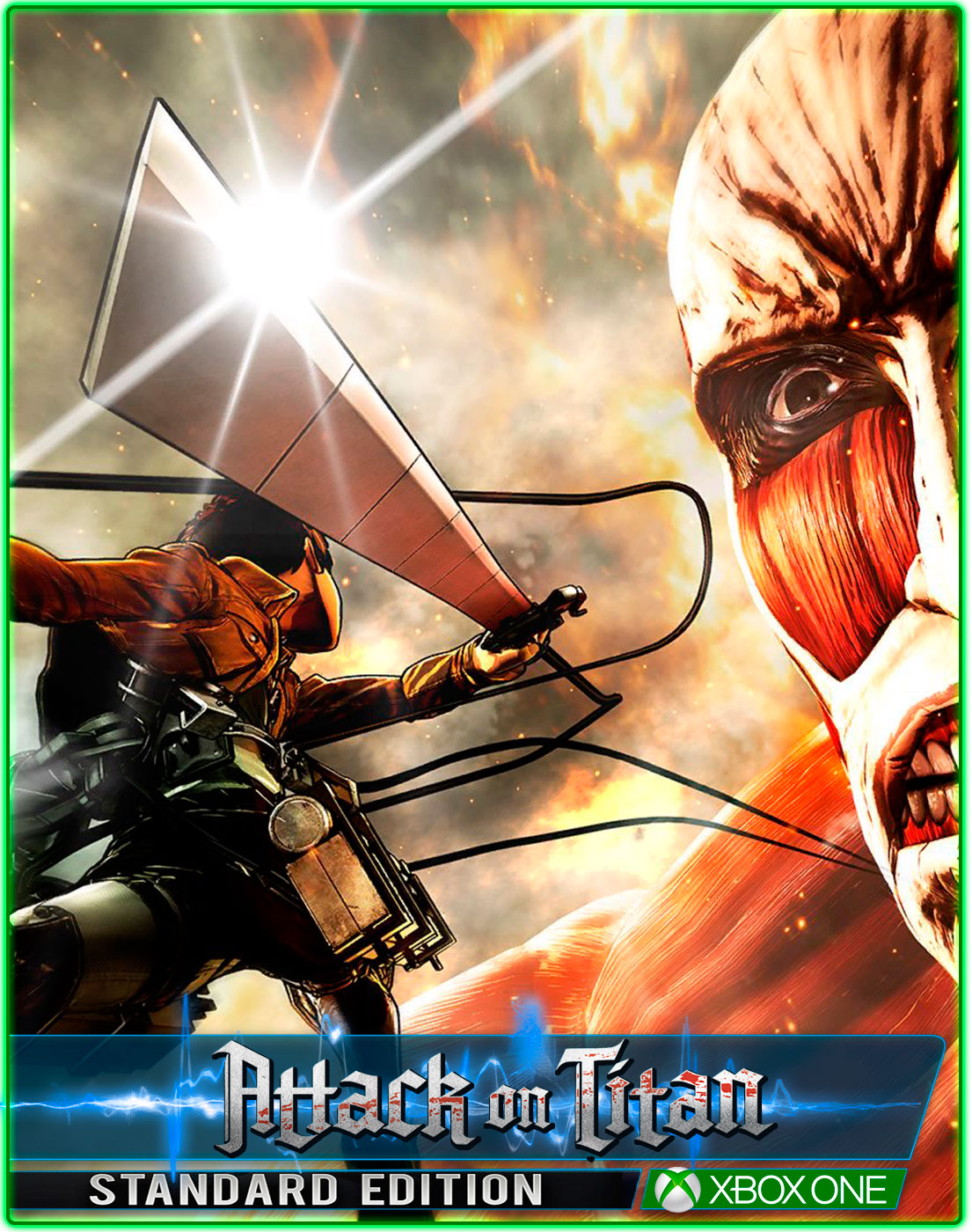 Attack on Titan(XBOX ONE)