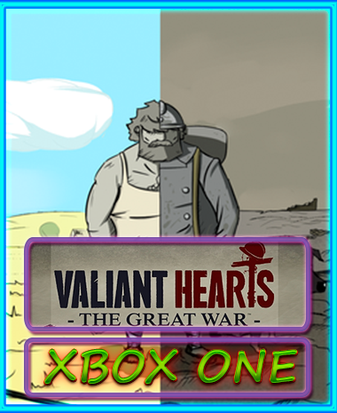 Valiant Hearts The Great War(XBOX ONE)