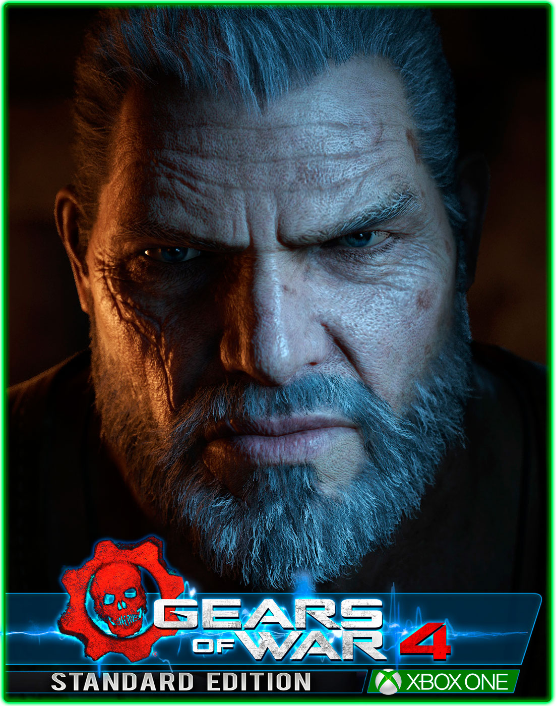 Gears of War 4(XBOX ONE)
