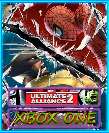 Marvel Ultimate Alliance 2(XBOX ONE)