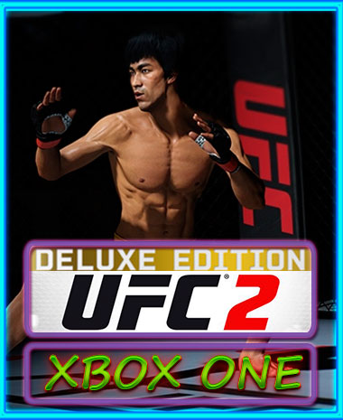 UFC 2 Deluxe Edition(XBOX ONE)