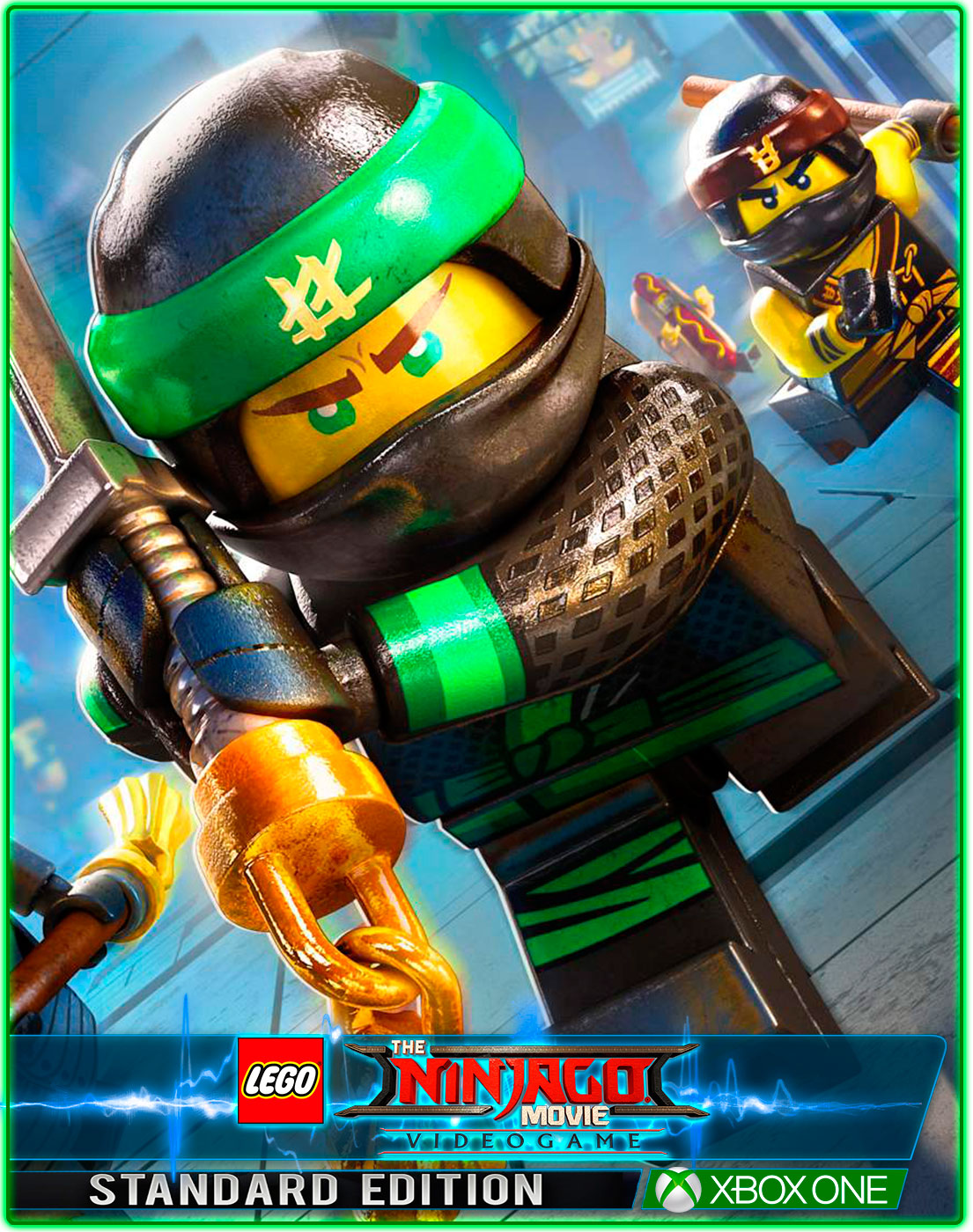 Buy LEGO Ninjago Movie Video Game(XBOX ONE) and download