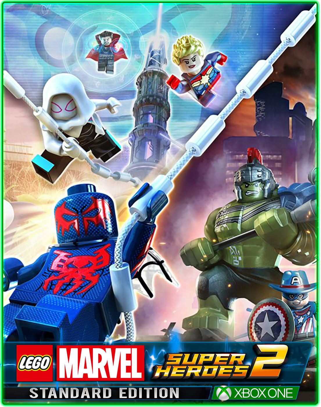 Buy Lego Marvel Super Heroes 2 Xbox One And Download