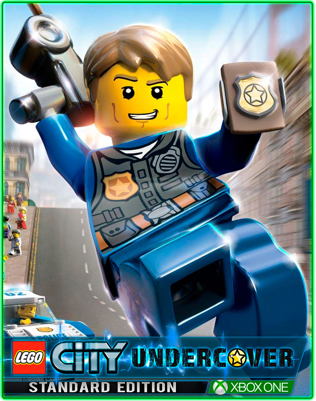 Buy LEGO CITY Undercover(XBOX ONE)🎮👻 and download