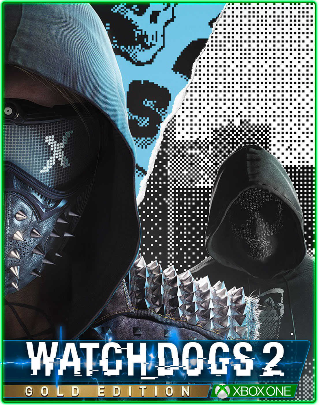 Watch Dogs 2 Gold Edition(XBOX ONE)