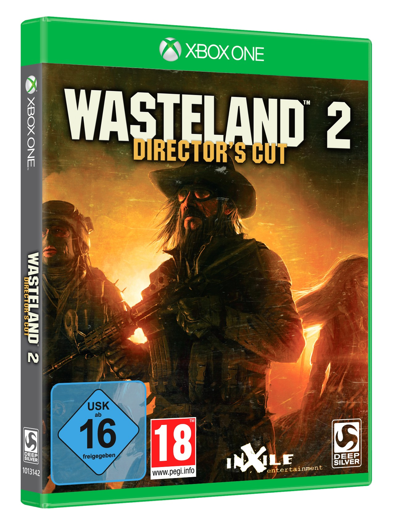 Wasteland 2 Directors Cut(XBOX ONE)🎮🔫