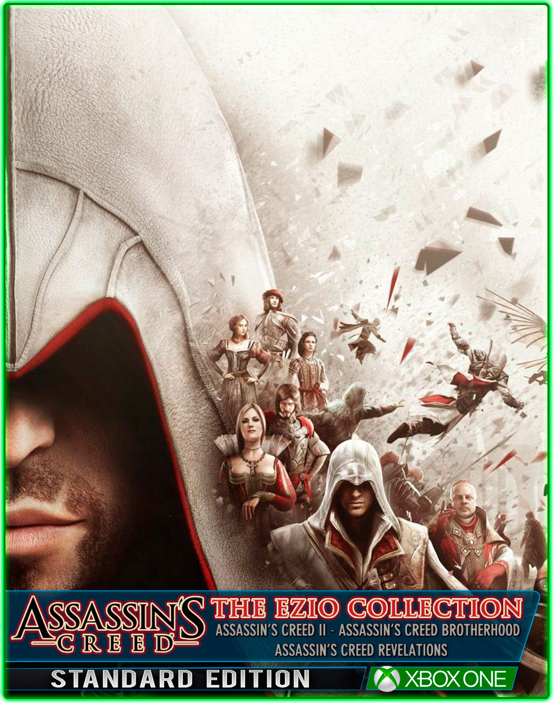 Assassin´s Creed The Ezio Collection(XBOX ONE)