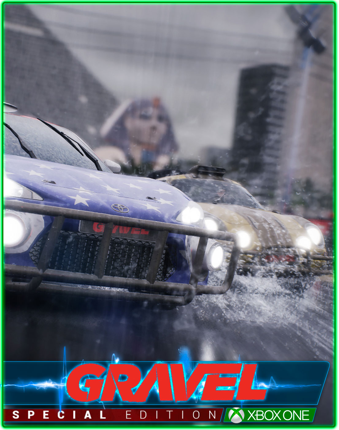 Gravel Special Edition(XBOX ONE)