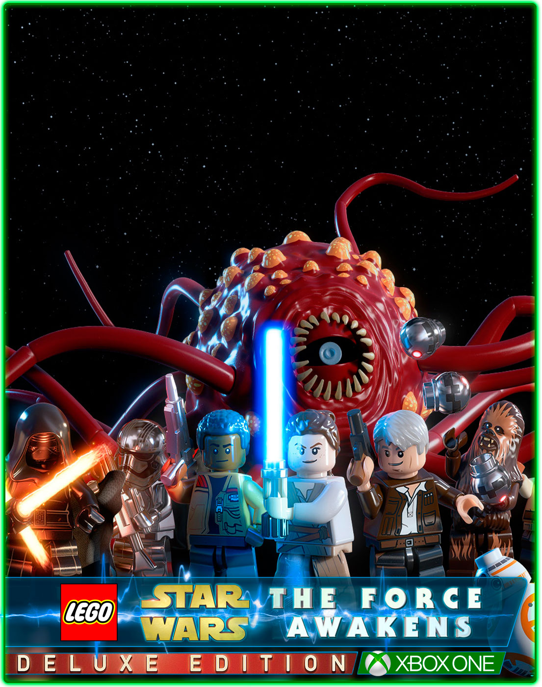 LEGO Star Wars The Force Awakens Deluxe Editio(XBOX ONE
