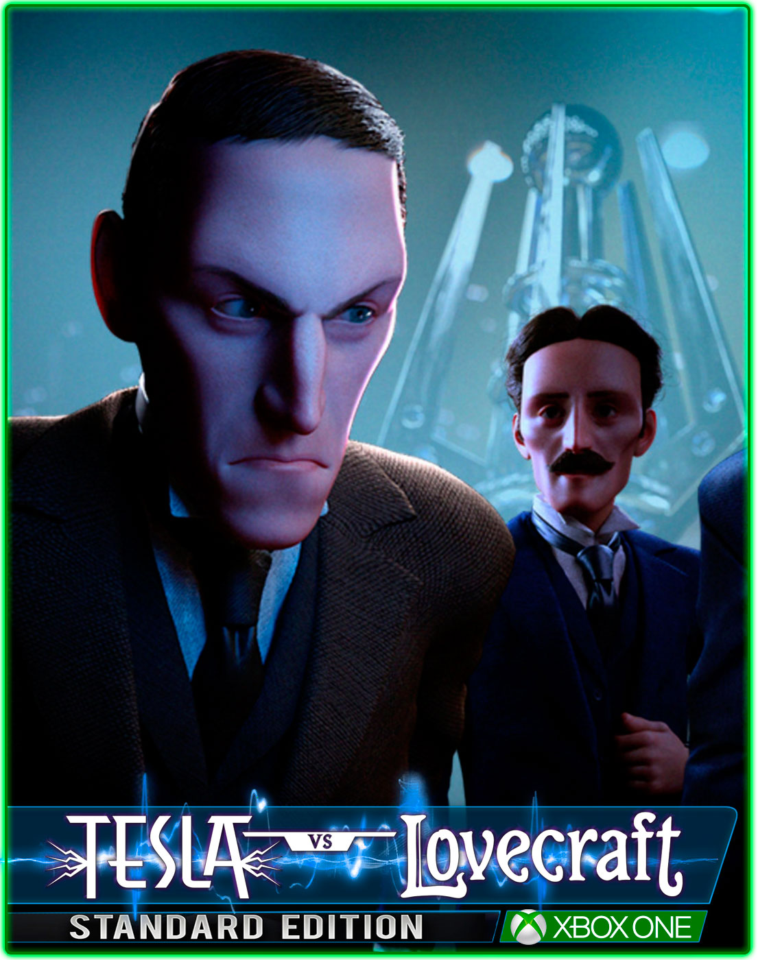 Tesla vs Lovecraft(XBOX ONE)