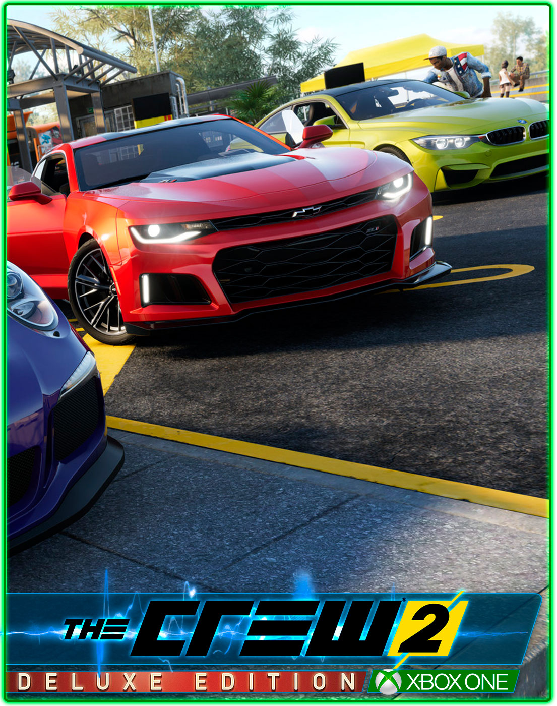 The Crew 2 Deluxe Edition(XBOX ONE)🏎🥇🎮