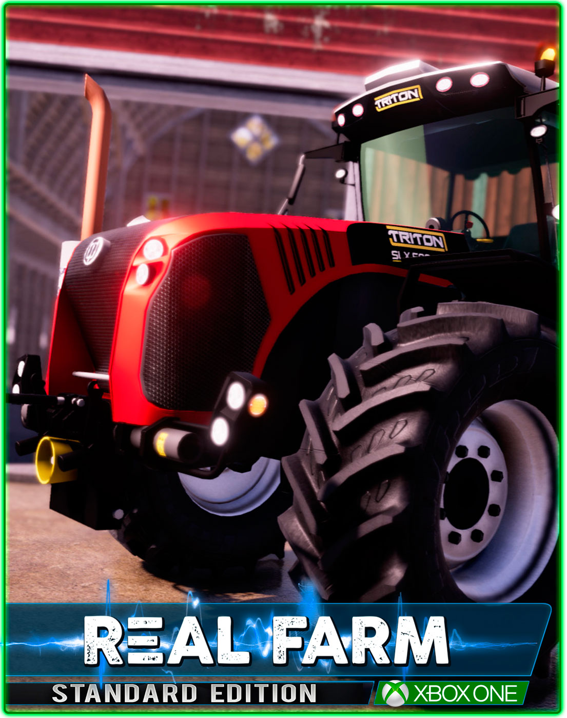 Real Farm(XBOX ONE)