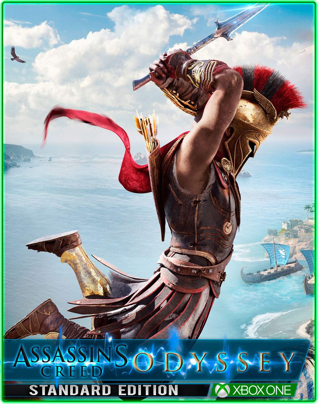 Assassin´s Creed Odyssey(XBOX ONE)🎮🗡