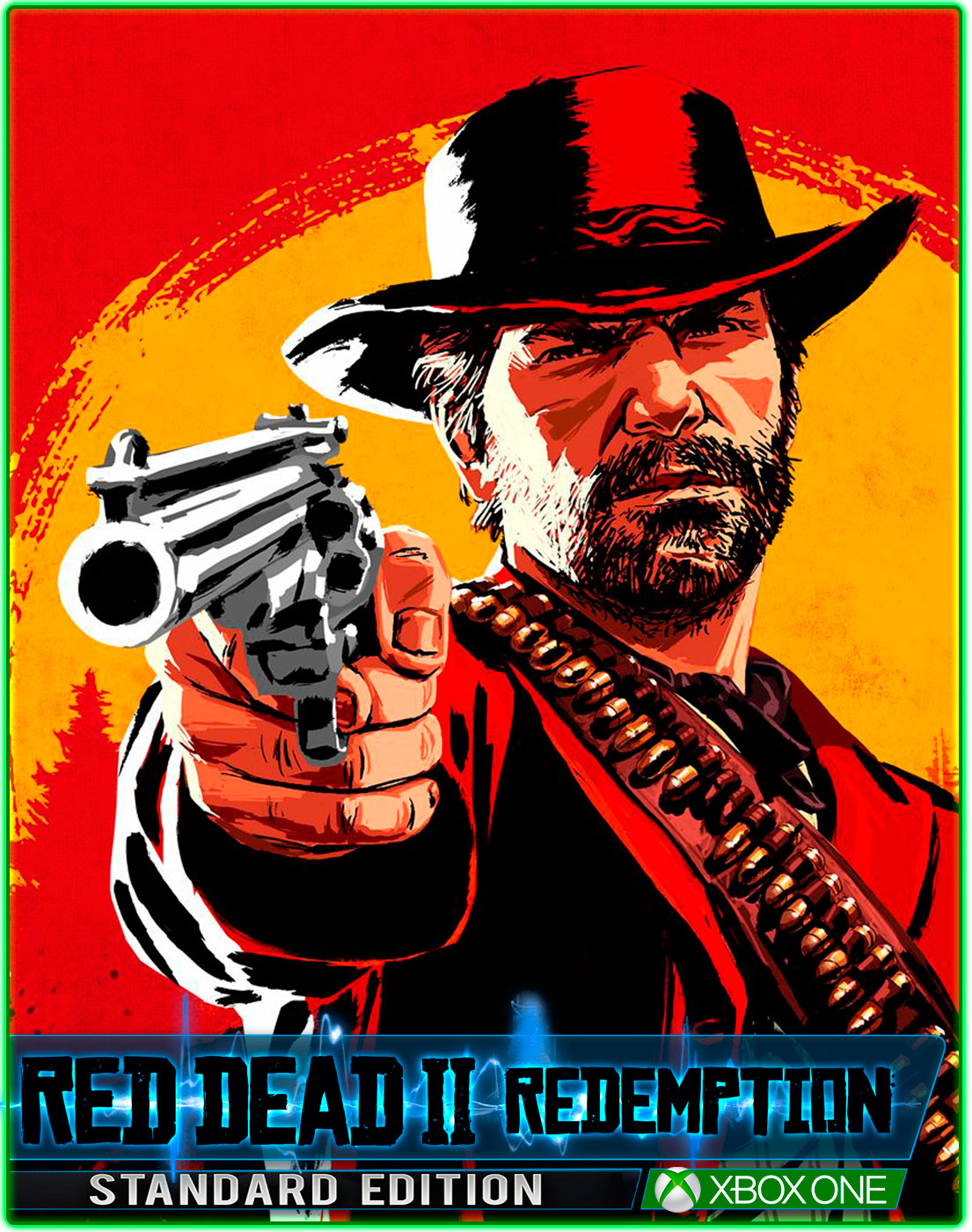 Red Dead Redemption 2(XBOX ONE)