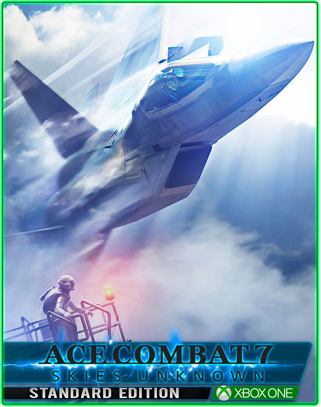Ace Combat 7 Skies Unknown(XBOX ONE)✈🎮