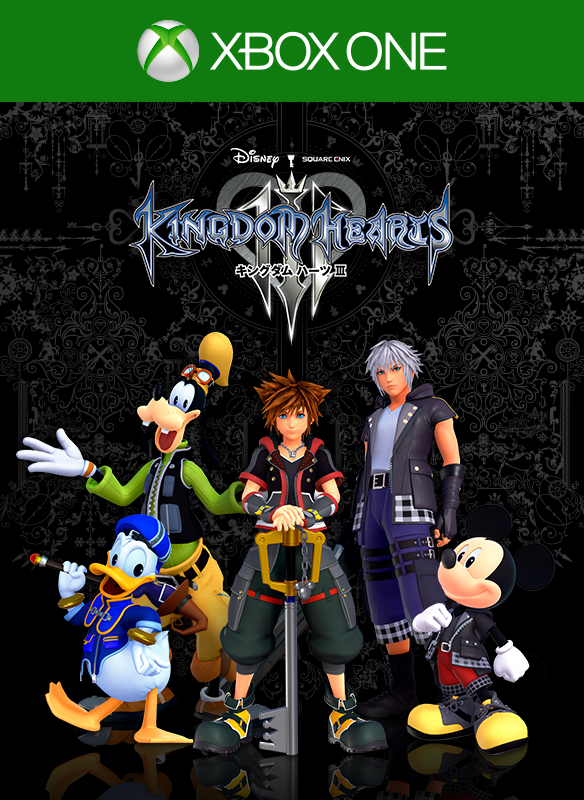 Kingdom Hearts III(XBOX ONE)🎮👻