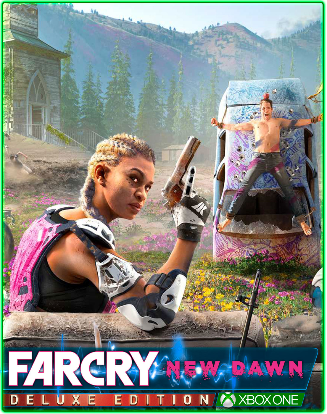 Far Cry New Dawn Deluxe Edition(XBOX ONE) 2019