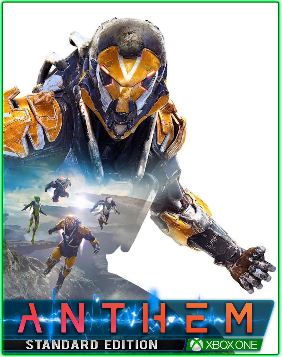 Anthem(XBOX ONE) 2019