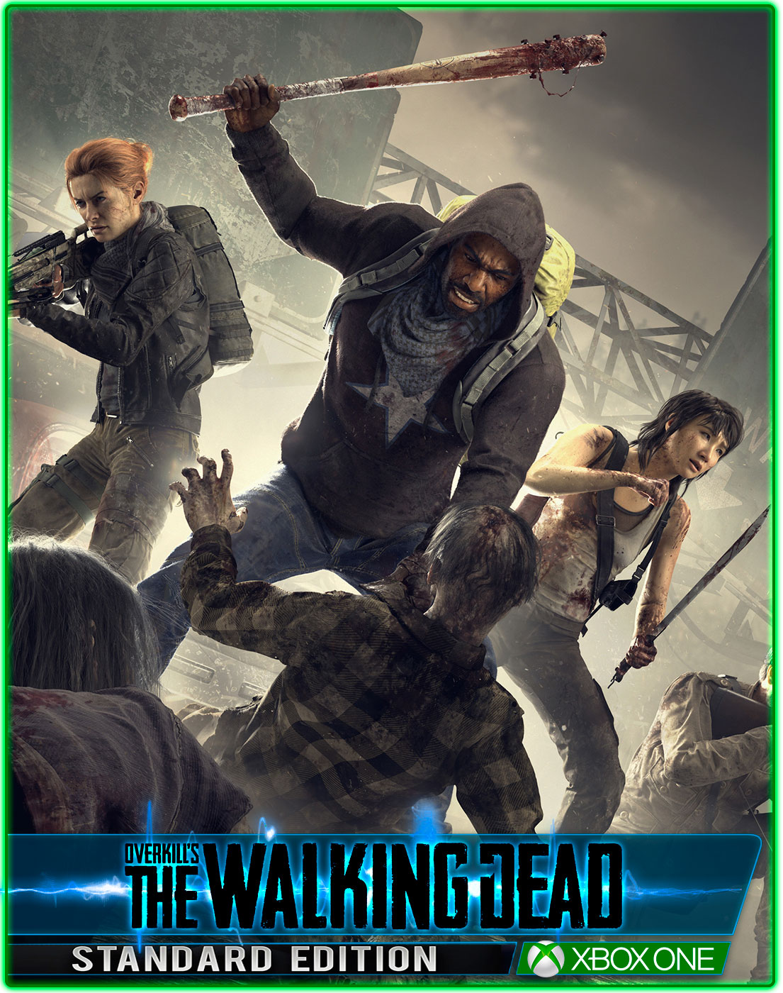 Overkill's The Walking Dead(XBOX ONE) 2019