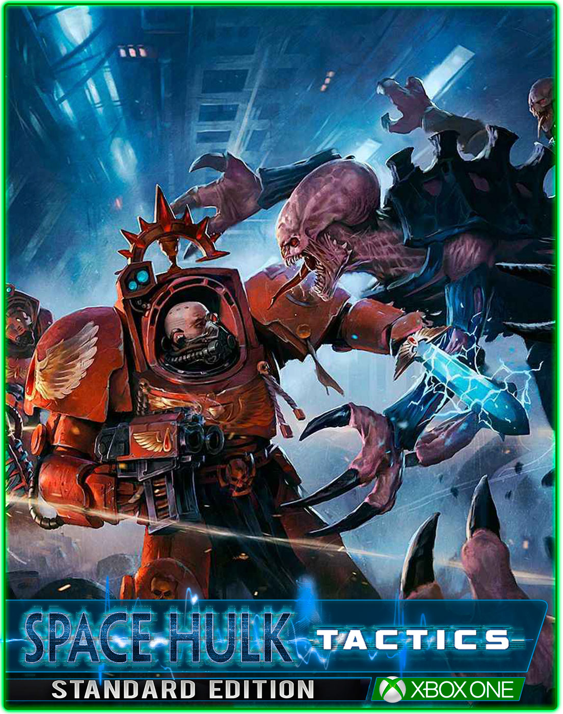 Space Hulk Tactics(XBOX ONE) 2019