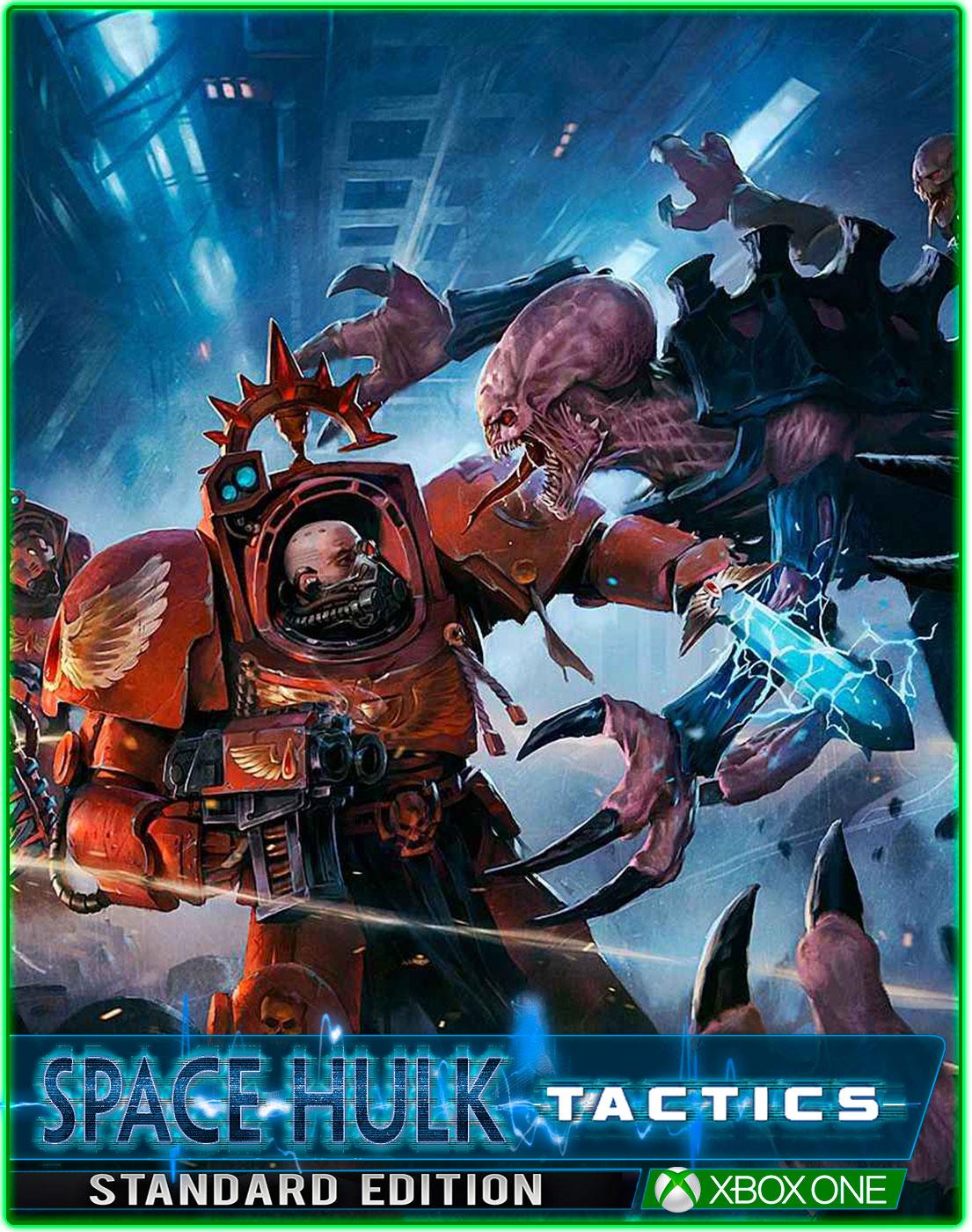 Space Hulk Tactics(XBOX ONE) 2019