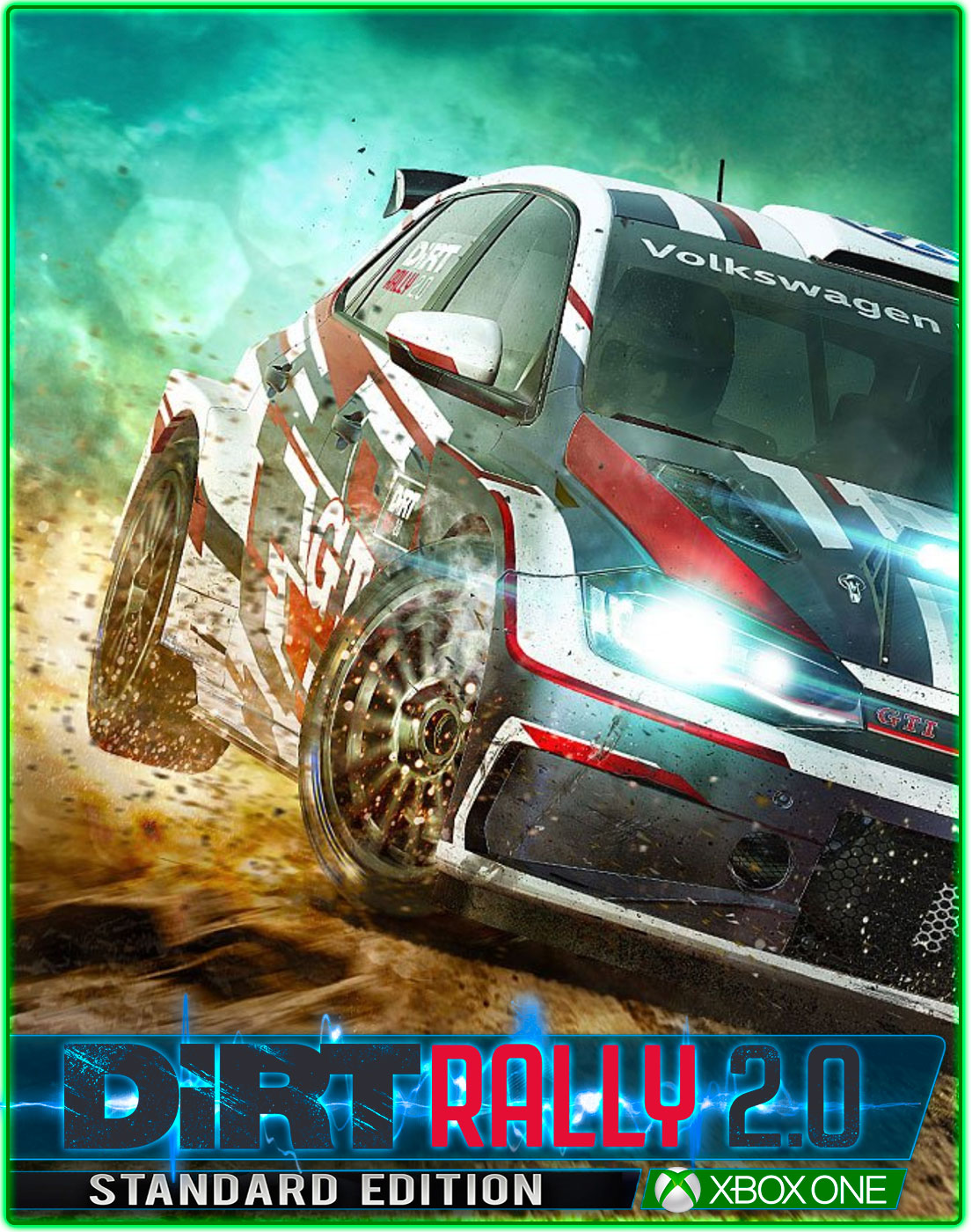 DiRT Rally 2.0(XBOX ONE) 2019