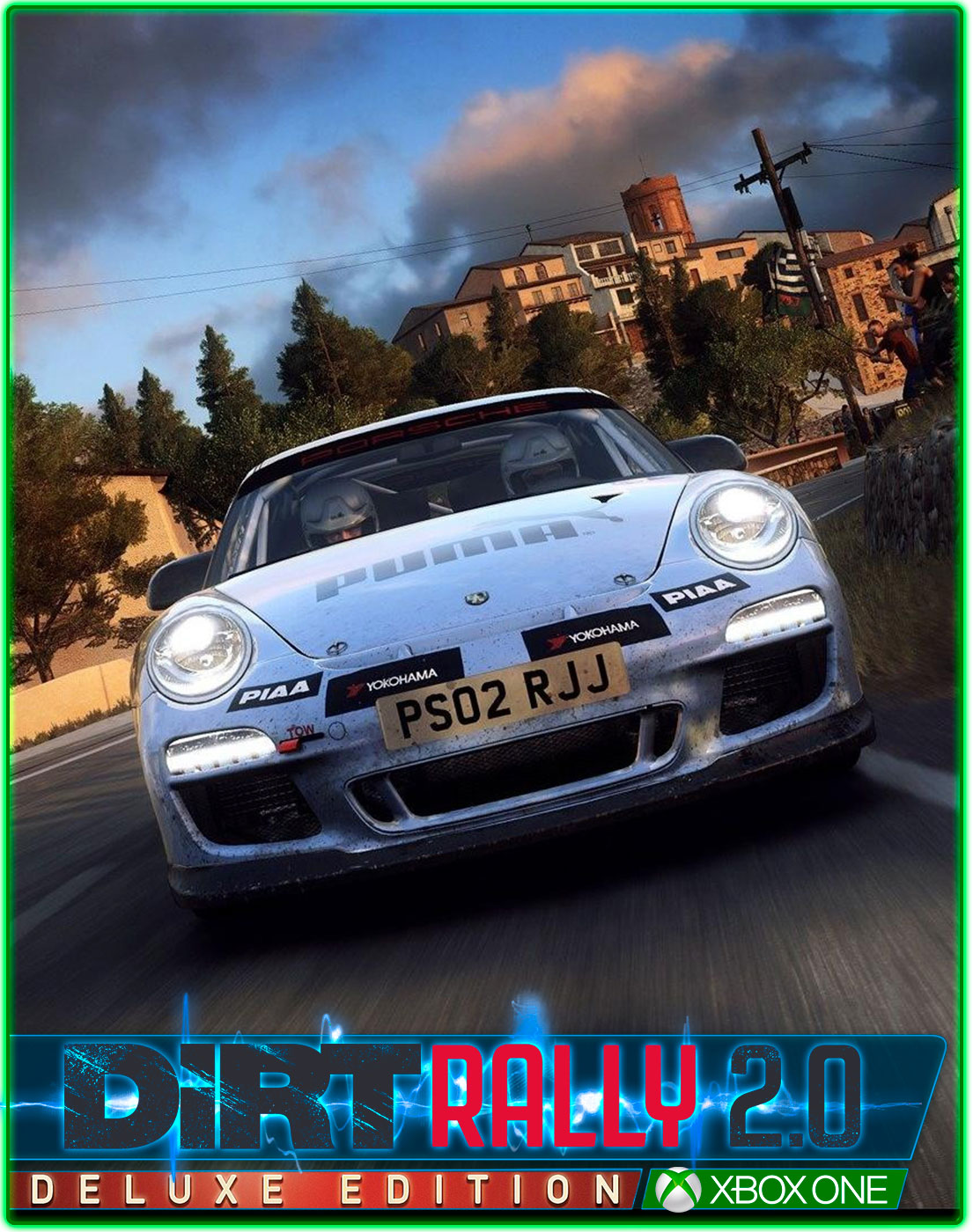 DiRT Rally 2.0 Digital Deluxe Edition(XBOX ONE) 2019