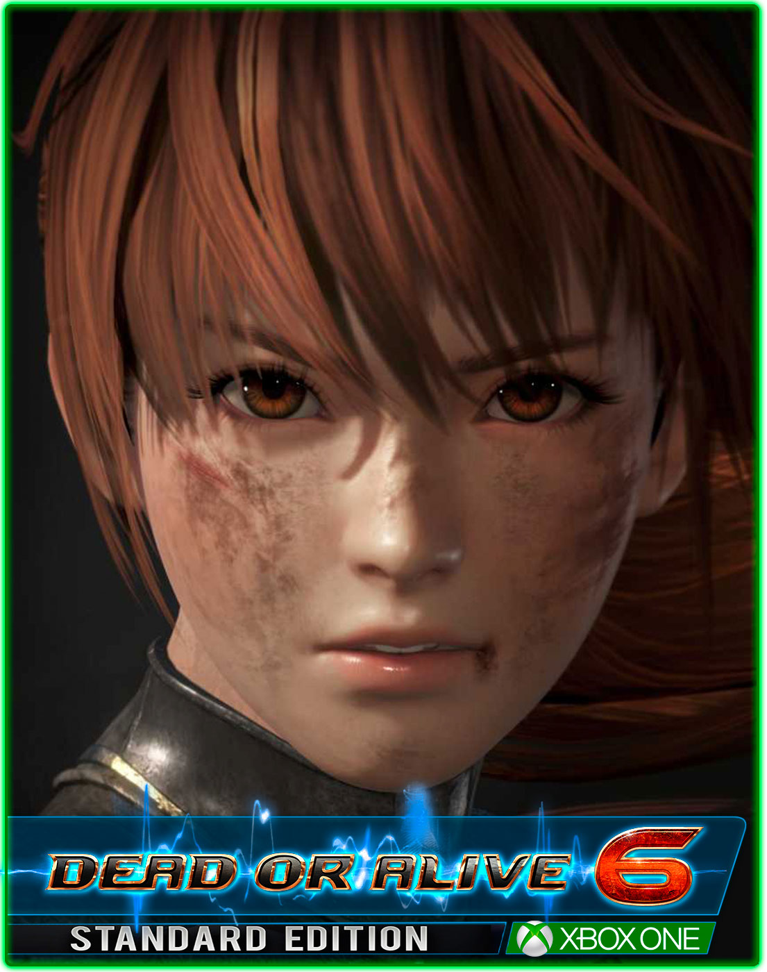 Dead or Alive 6(XBOX ONE) 2019