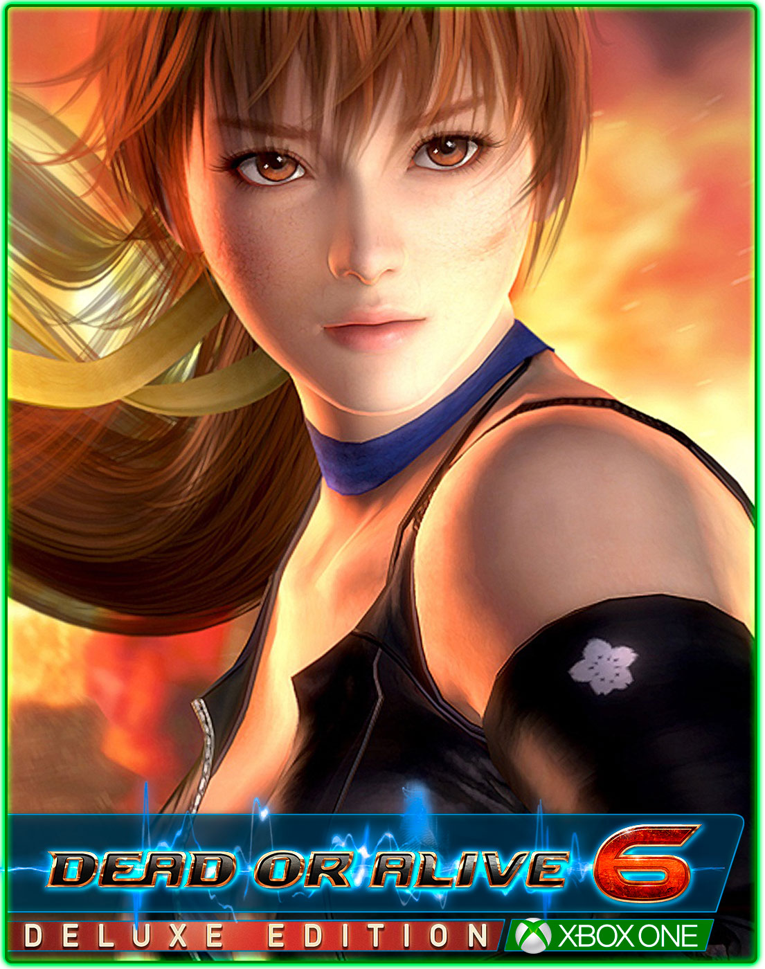 Dead or Alive 6 Digital Deluxe Edition(XBOX ONE) 2019