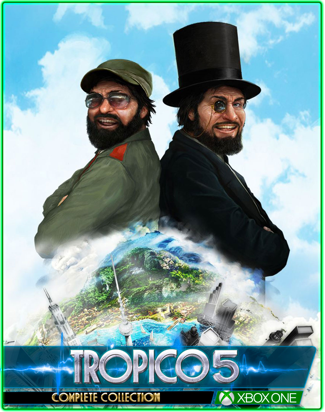 Tropico 5 Complete Collection(XBOX ONE) 2019