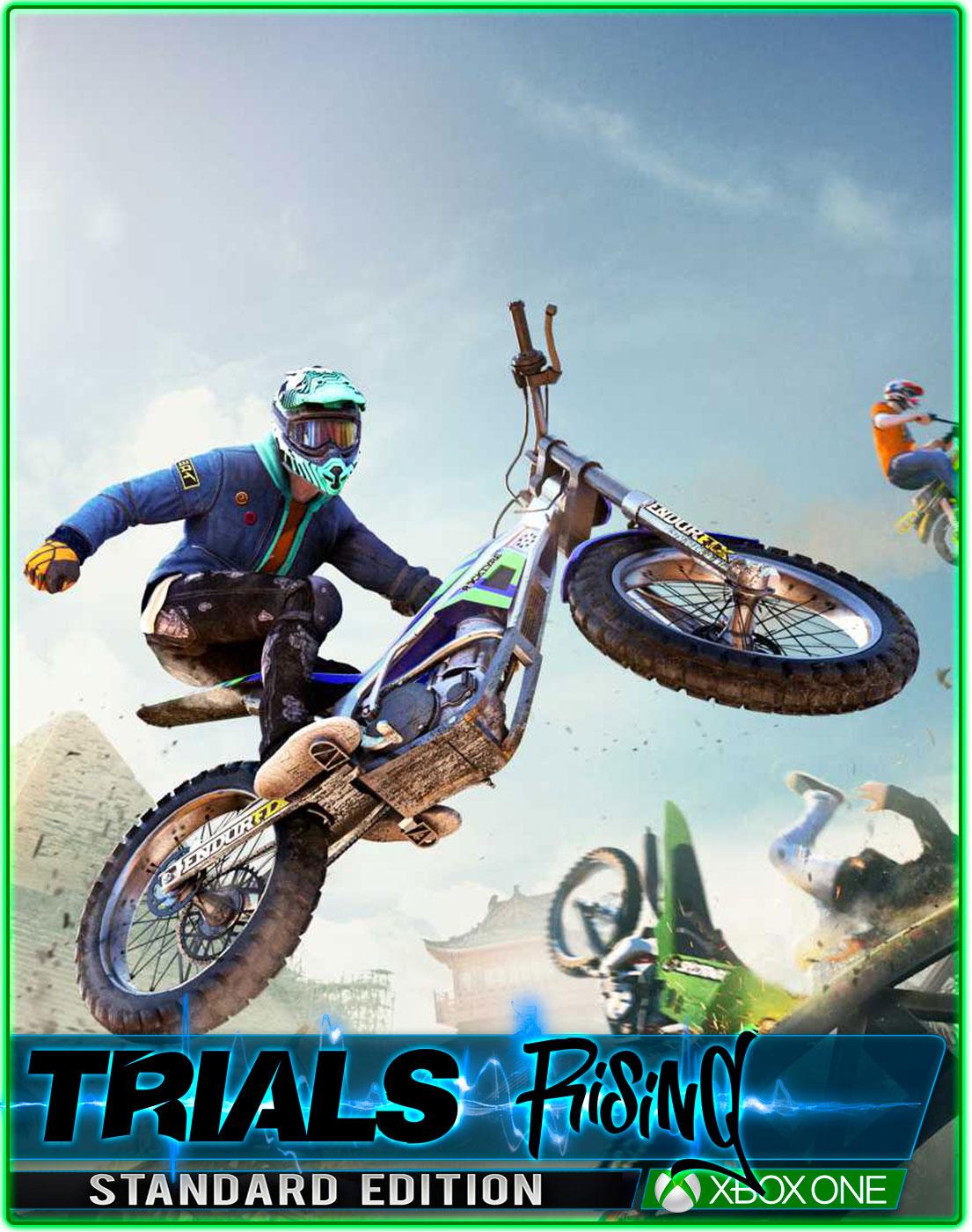 Trials Rising(XBOX ONE) 2019