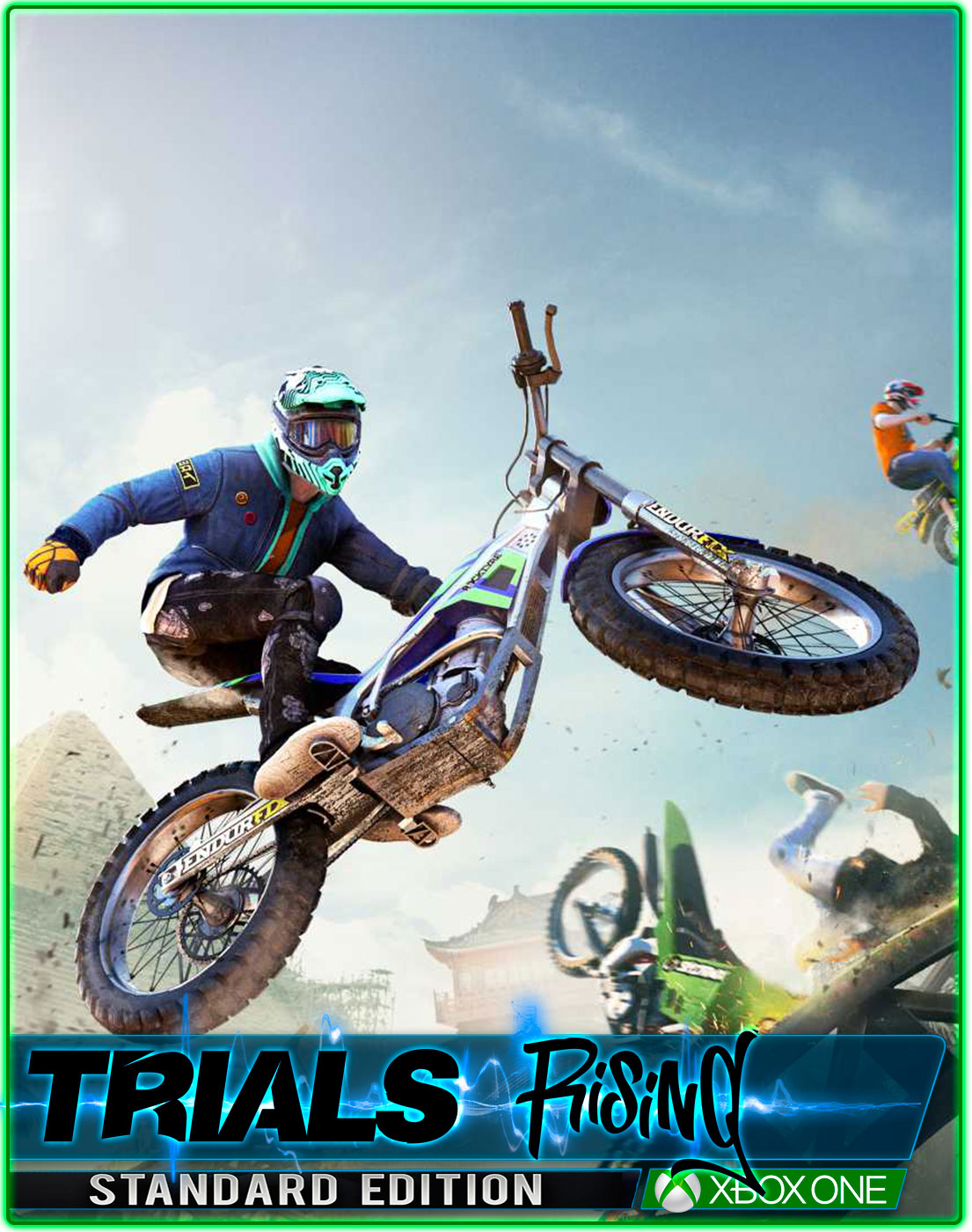 Trials Rising(XBOX ONE) 2019