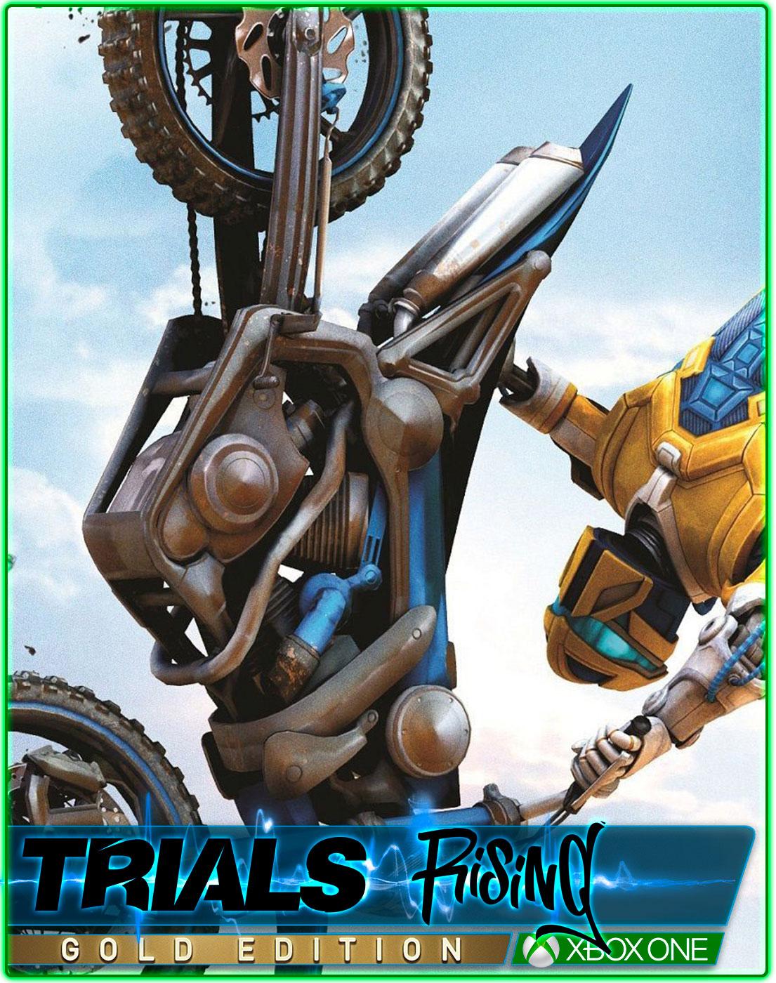 Trials Rising Digital Gold Edition(XBOX ONE) 2019