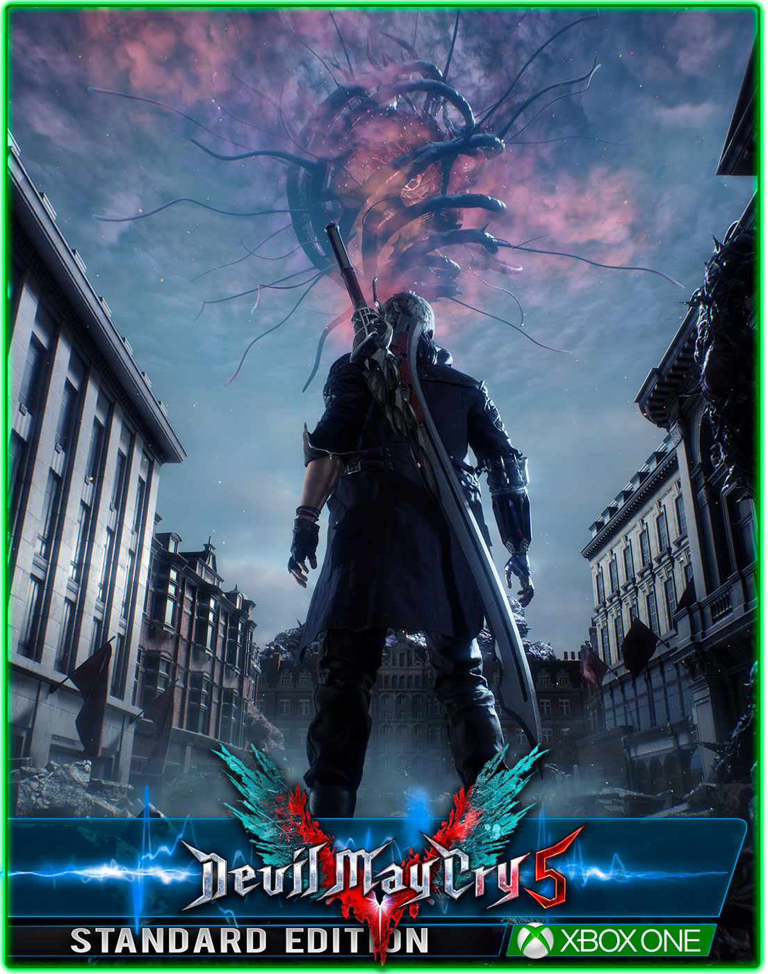 Devil May Cry 5(XBOX ONE) 2019