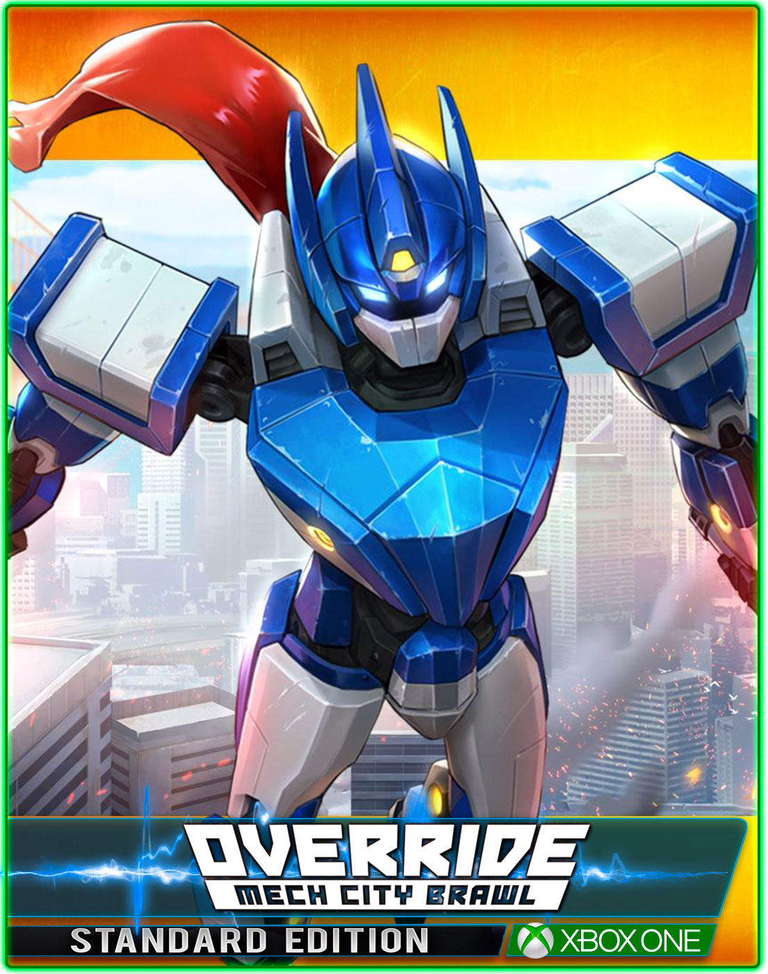 Override Mech City Brawl(XBOX ONE) 2019