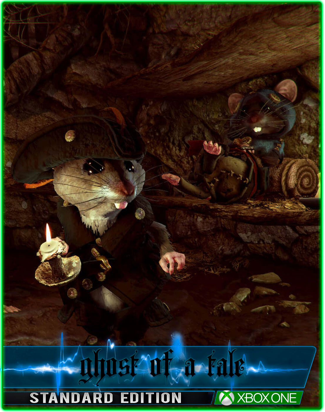 Ghost of a Tale(XBOX ONE) 2019