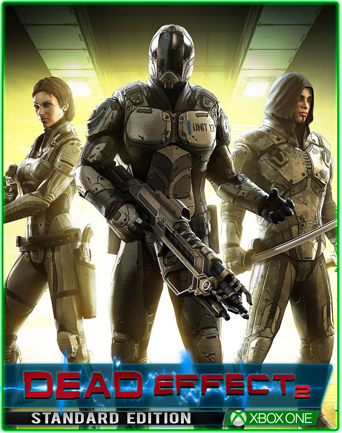 Dead Effect 2(XBOX ONE) 2019