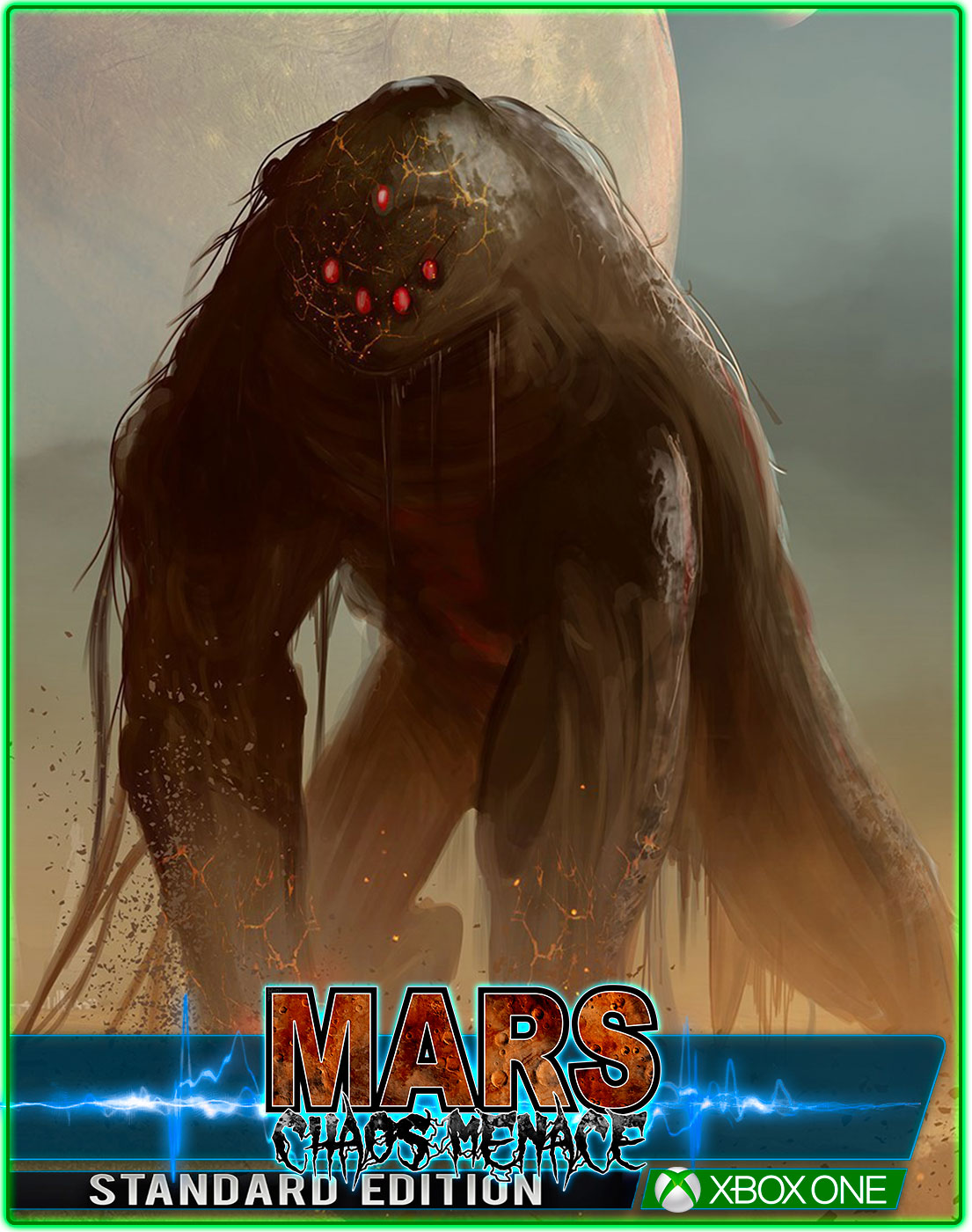 Mars Chaos Menace(XBOX ONE) 2019