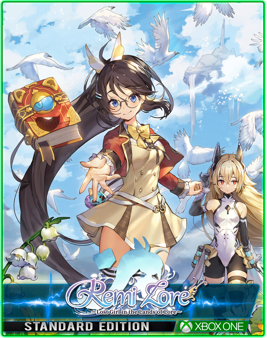 RemiLore Lost Girl in the Lands of Lore(XBOX ONE) 2019