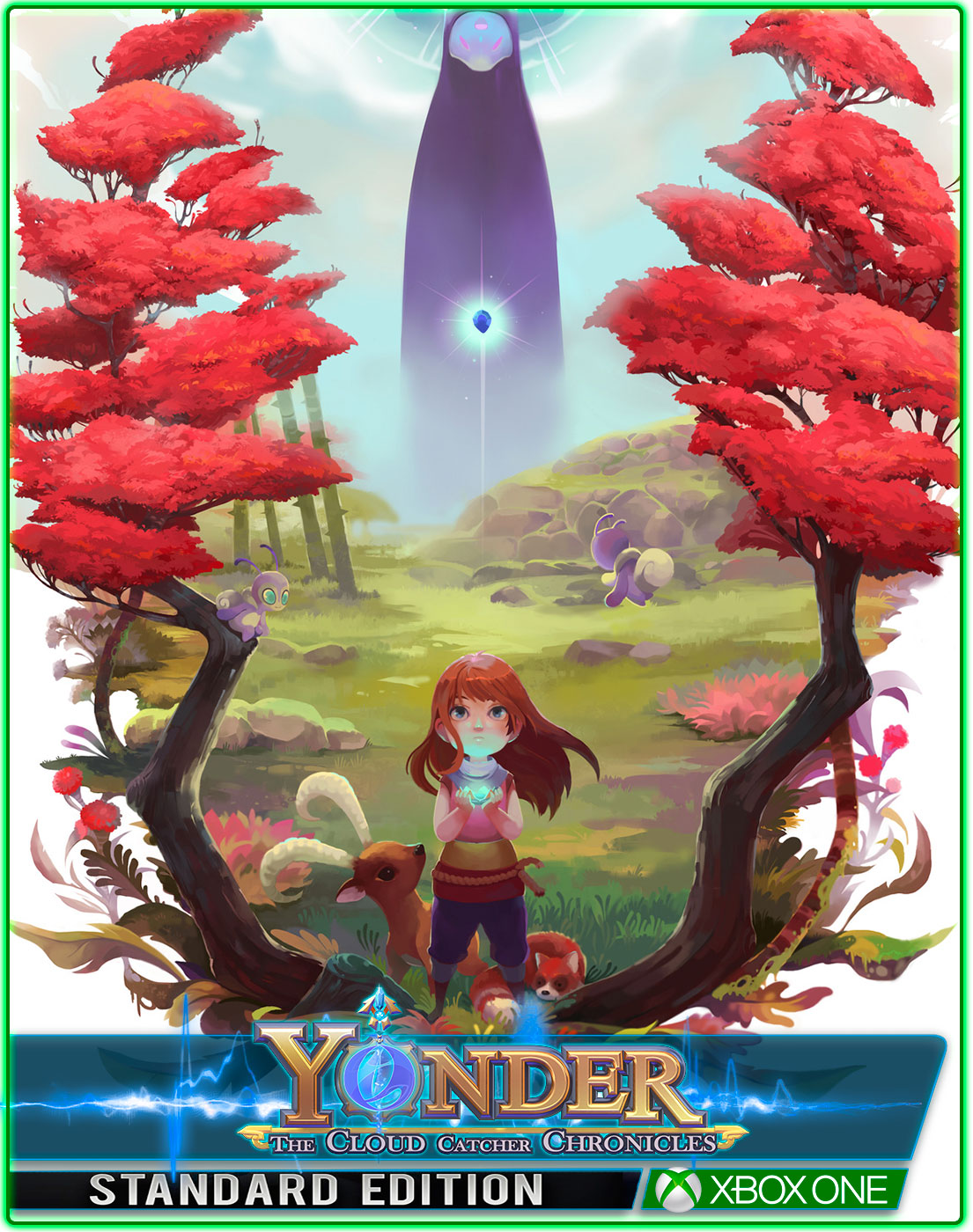 Yonder The Cloud Catcher Chronicles(XBOX ONE) 2019