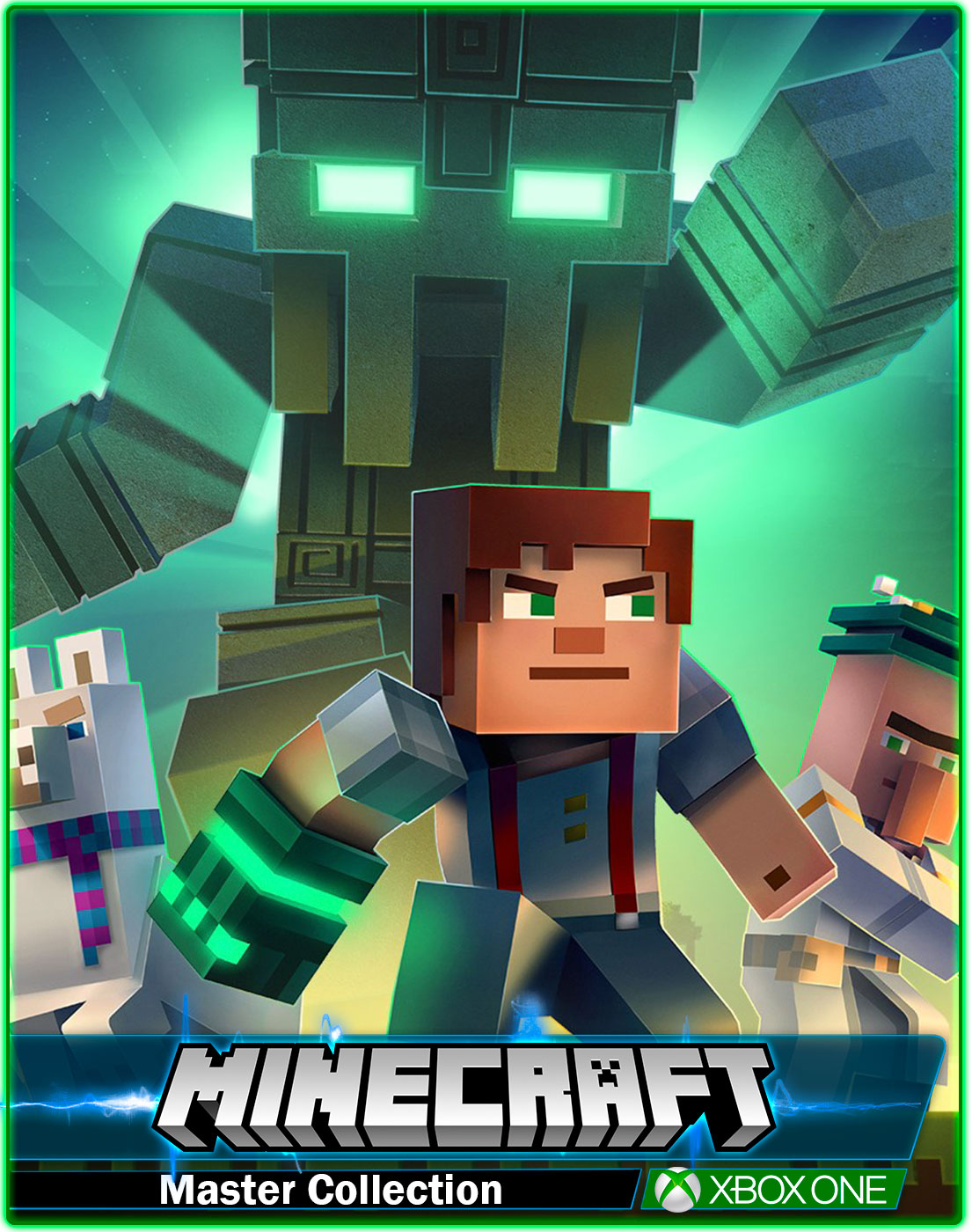 Minecraft Master Collection(XBOX ONE) 2019
