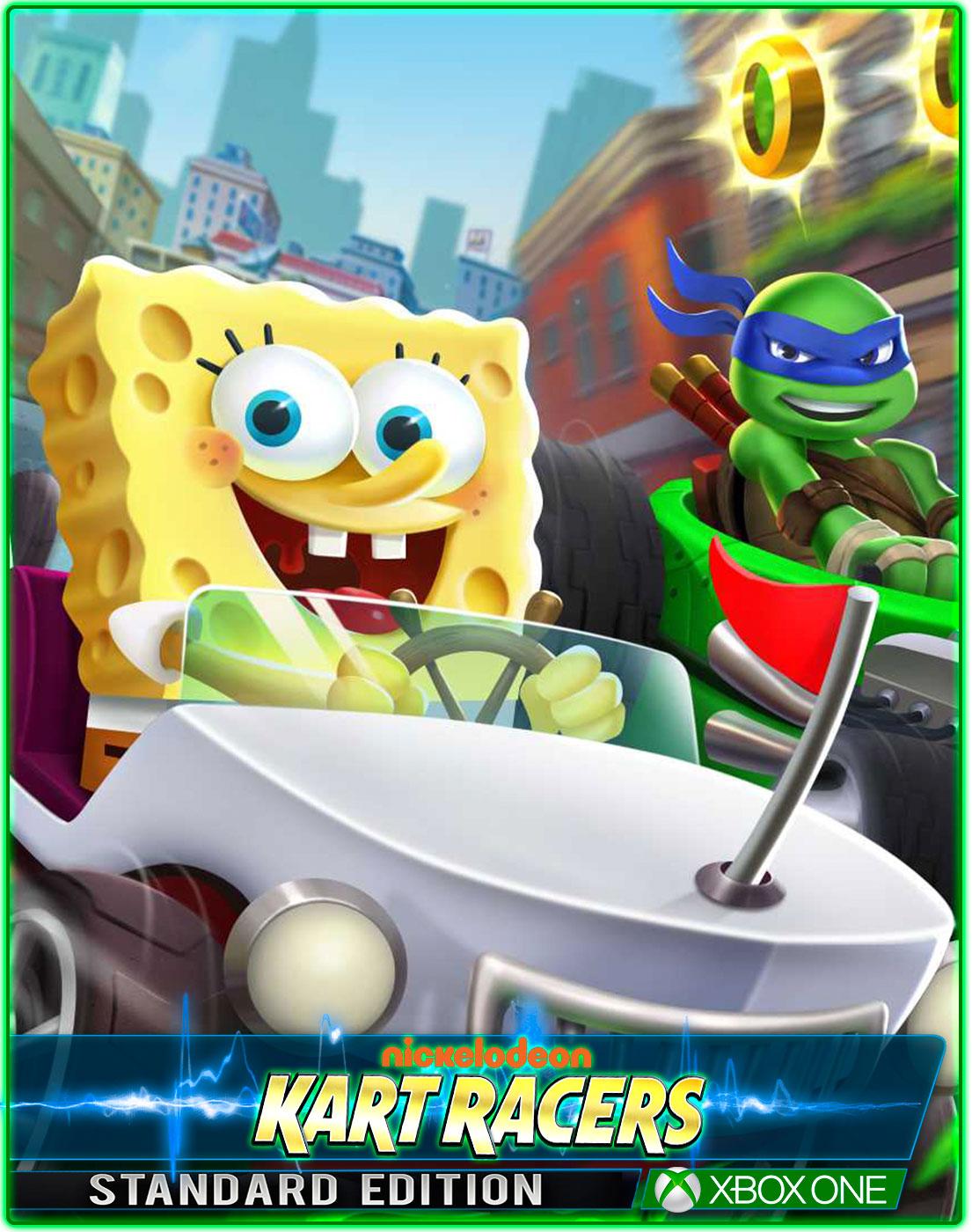 Nickelodeon Kart Racers(XBOX ONE) 2019