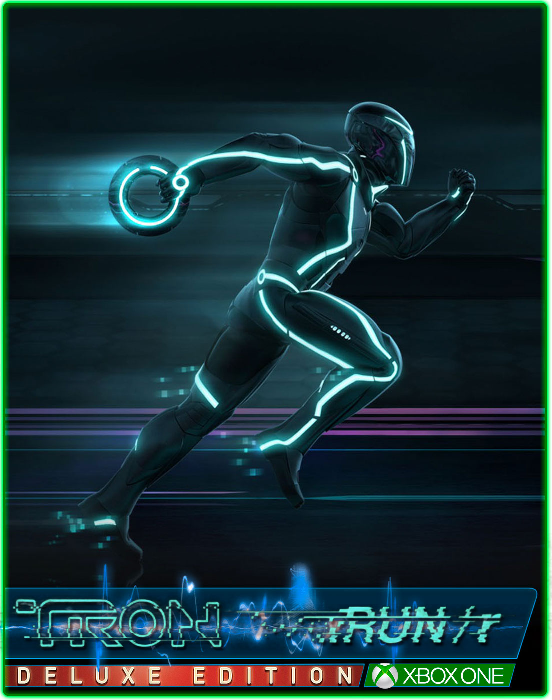 TRON RUN/r Deluxe Edition(XBOX ONE) 2019