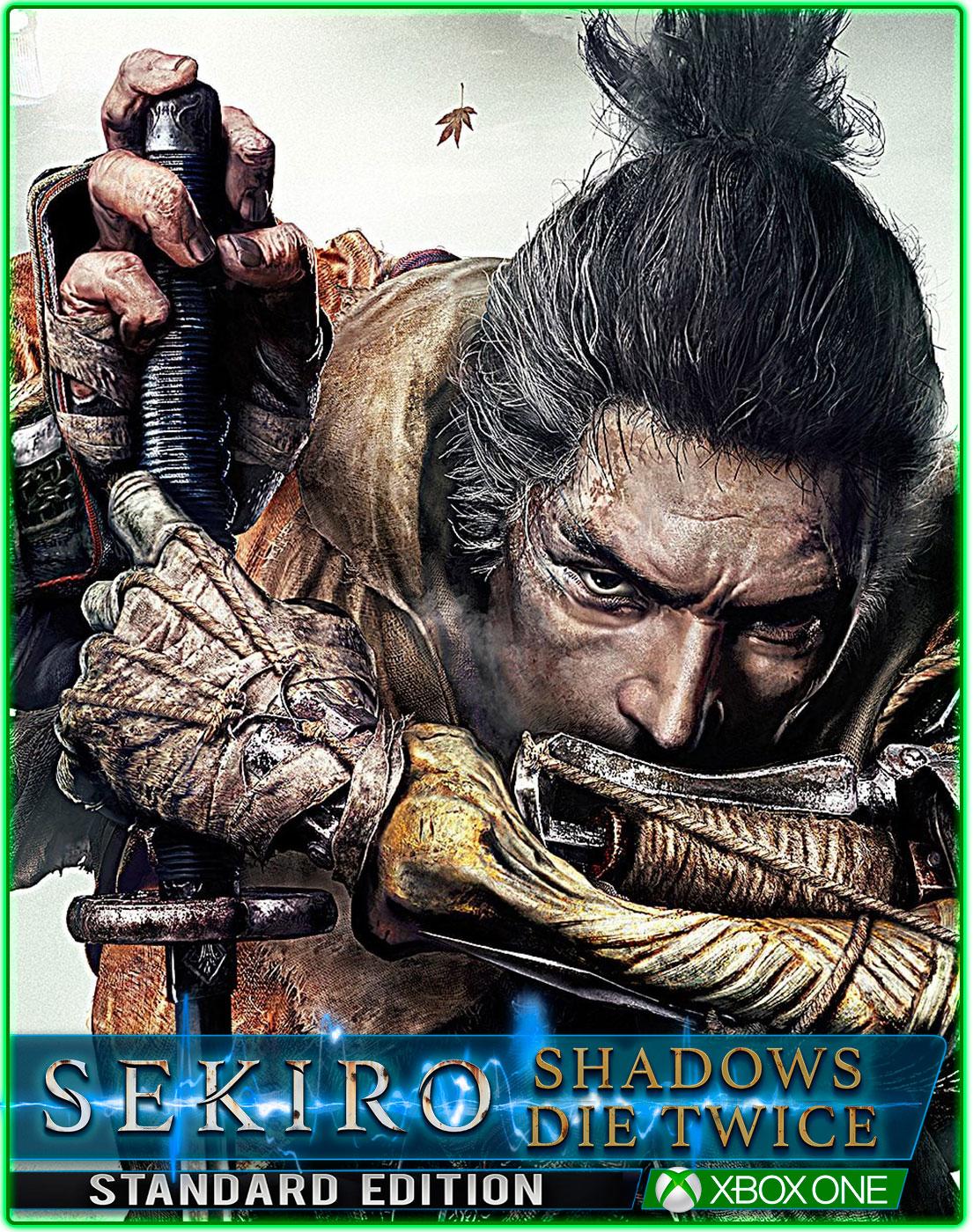 Sekiro Shadows Die Twice(XBOX ONE) 2019